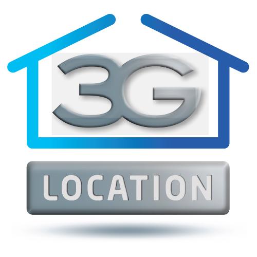 Logo 3G Location