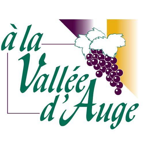 Logo A la vallee d'Auge